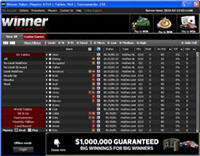 Winner Poker Lobby